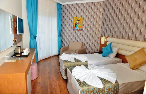 фото Notion Kesre Beach Hotel & Spa изображение №26