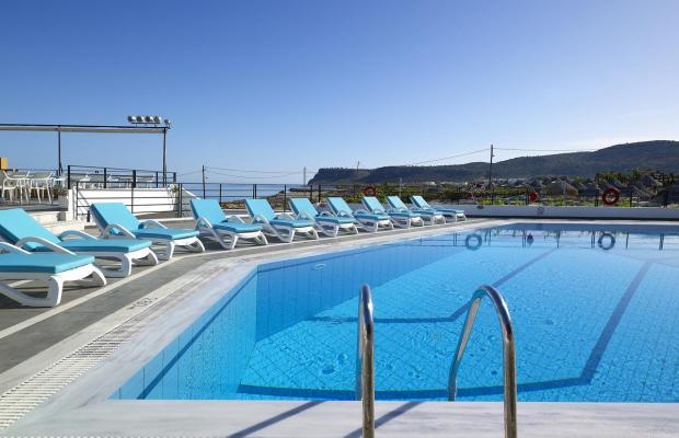 фотографии отеля Sissi Bay Hotel & Spa изображение №11