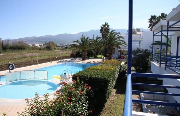 фотографии отеля Miros Apartment Hotel изображение №7