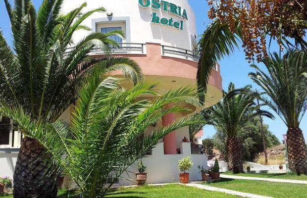 фотографии отеля Ostria Hotel изображение №23