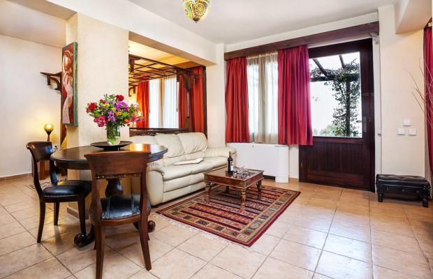 фото отеля Akritas Ef Zin Villas & Suites изображение №33
