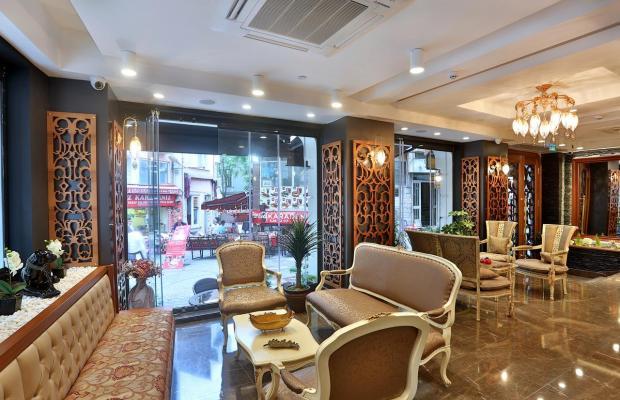 фотографии отеля Anthemis Hotel изображение №11