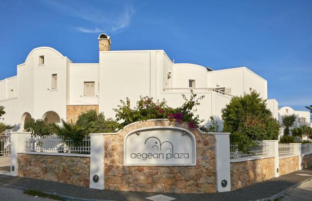 фото Aegean Plaza Hotel изображение №6