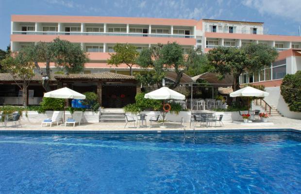 фотографии отеля Alexandros Hotel изображение №15