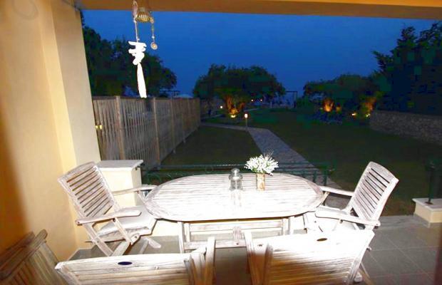 фотографии отеля Beachfront Barbati Villa 1 изображение №23