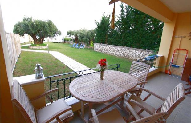 фотографии отеля Beachfront Barbati Villa 1 изображение №11