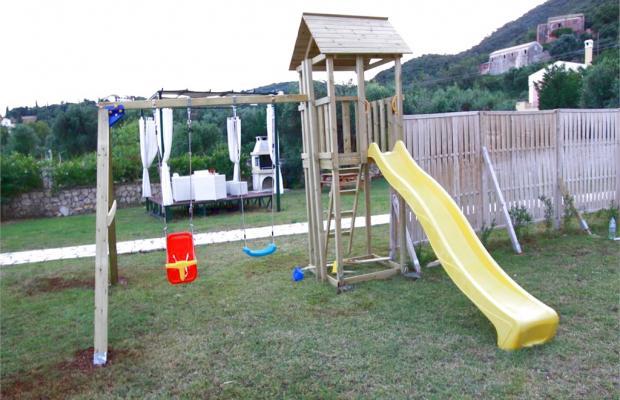 фотографии отеля Beachfront Barbati Villa 1 изображение №3