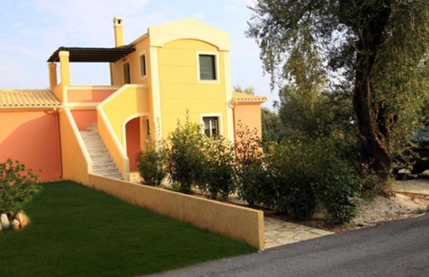 фотографии отеля Beachfront Barbati Villa 3 изображение №7