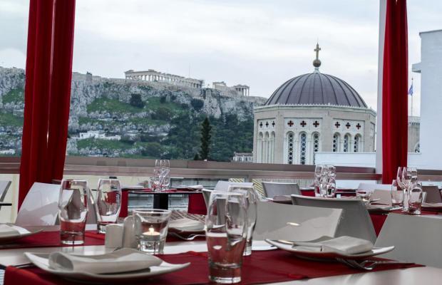 фотографии отеля Athens Status Suites изображение №3
