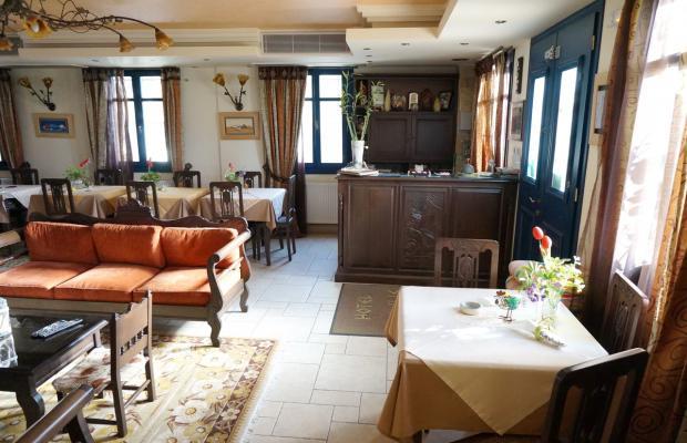 фотографии отеля Epavlis Boutique Suites изображение №3