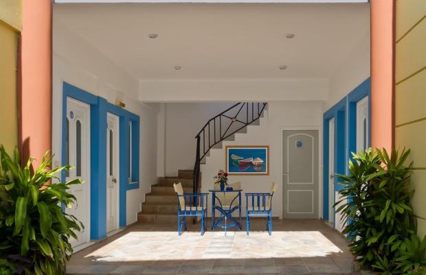 фотографии отеля Litsa Mare Apartments изображение №15