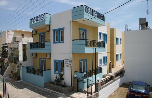 фото отеля Litsa Mare Apartments изображение №13