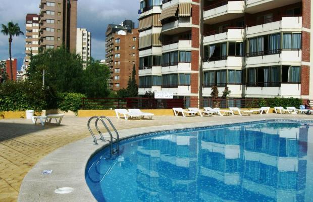 фотографии отеля Europa Center Apartments изображение №23
