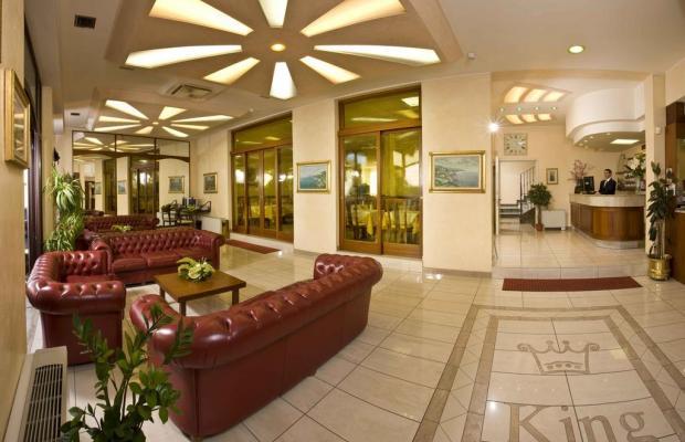 фото King Hotel Rimini изображение №10