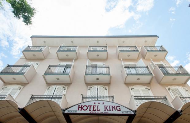 фото отеля King Hotel Rimini изображение №1