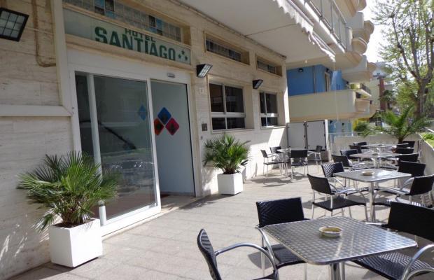 фотографии отеля Santiago изображение №39