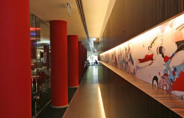 фотографии отеля Oasis Plaza изображение №11