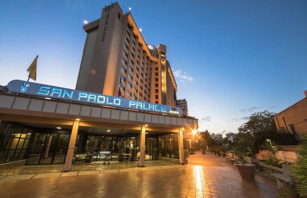 фотографии отеля San Paolo Palace изображение №15