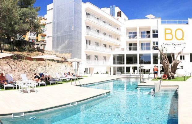 фото отеля BQ Bulevar Paguera (ex. Summa Paguera; Eucalipto) изображение №1
