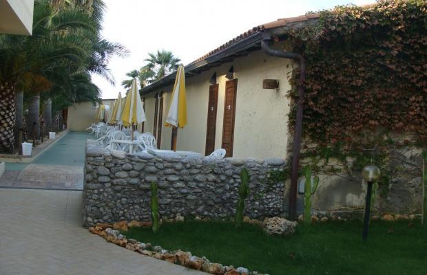 фото отеля Baia delle Sirene Beach Resort (ex. Club Capo Sant'Irene) изображение №25