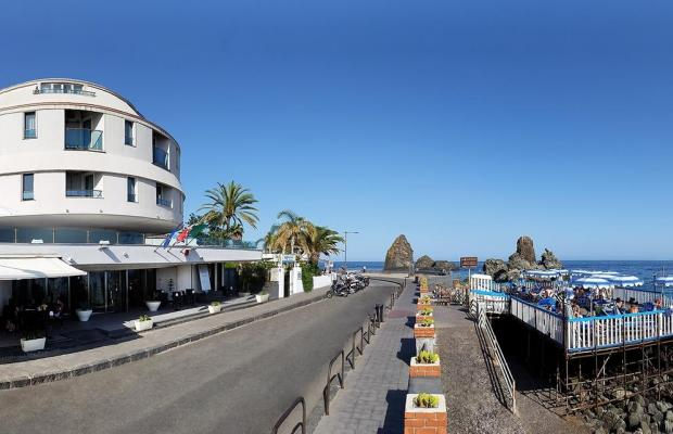 фотографии отеля Grand Hotel Faraglioni изображение №15