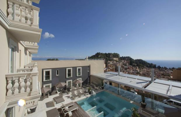 фото отеля NH Collection Taormina (ex. Hotel Imperiale) изображение №1