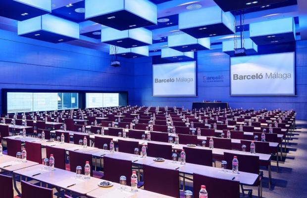 фотографии отеля Barcelo Malaga изображение №39