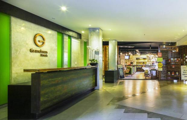 фотографии отеля GrandMas Plus Hotel Airport изображение №3