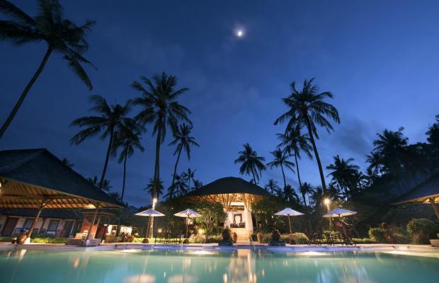 фотографии отеля Lotus Bungalows изображение №3