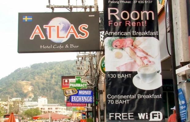 фото Atlas Hotel Cafe & Bar изображение №2