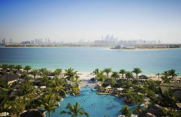 фотографии Sofitel Dubai The Palm Resort & Spa изображение №12