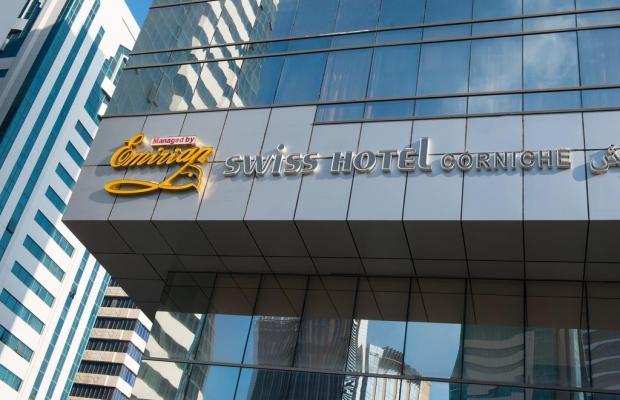фотографии отеля Swiss Hotel Corniche (ex. The Royal Hotel) изображение №7