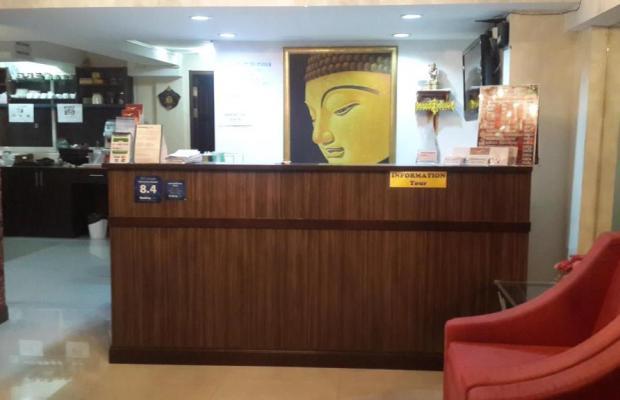 фотографии отеля Patong City Hometel изображение №15