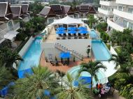 Phunawa Resort (ex. Karon Sovereign All Suites Resort; Dewa Karon), 4*