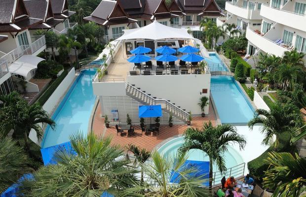 фото отеля Phunawa Karon Beach Resort & Spa (ex. Karon Sovereign All Suites Resort; Dewa Karon) изображение №1