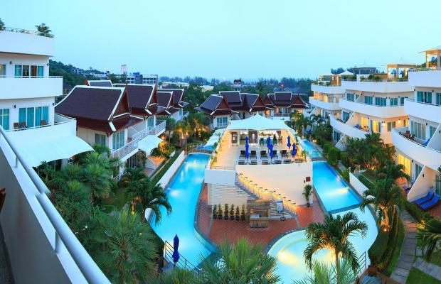 фотографии отеля Phunawa Karon Beach Resort & Spa (ex. Karon Sovereign All Suites Resort; Dewa Karon) изображение №35