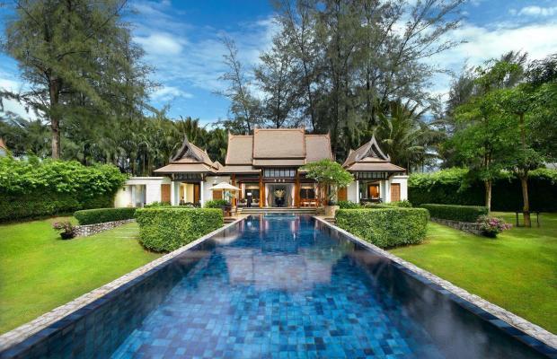 фото отеля Double Pool Villas by Banyan Tree изображение №1