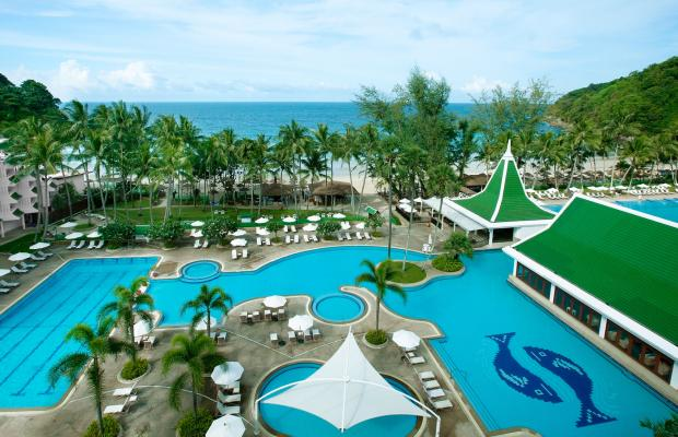 фото Le Meridien Phuket Beach Resort изображение №30