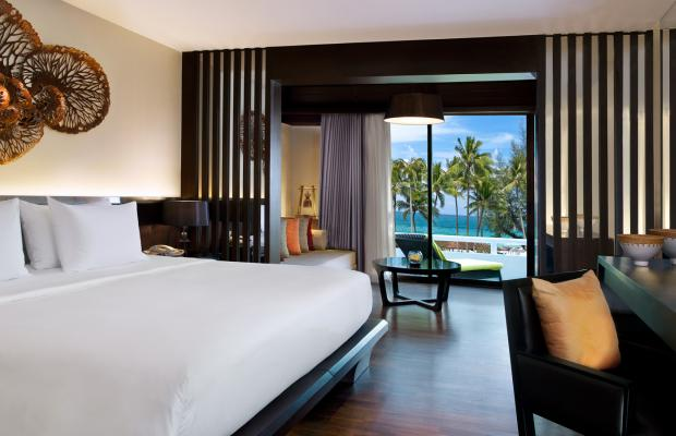 фотографии отеля Le Meridien Phuket Beach Resort изображение №7