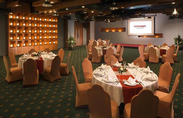 фото отеля Suriwongse Hotel изображение №5
