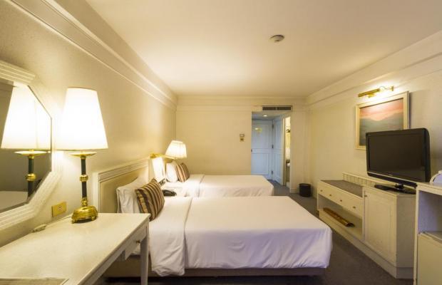 фотографии отеля Pornping Tower Hotel изображение №19
