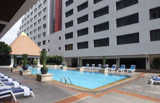фото отеля The Twin Towers Hotel изображение №1