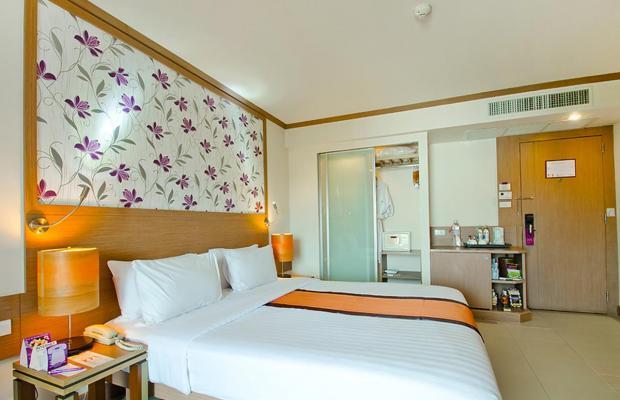 фотографии отеля Mercure Hotel Pattaya (ex. Mercure Accor Pattaya) изображение №27