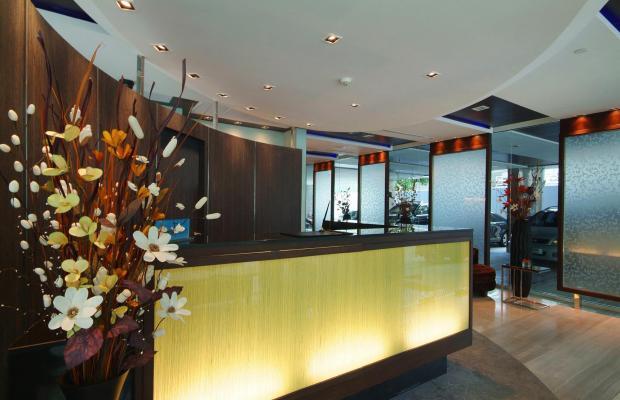 фотографии отеля Amora NeoLuxe Suites изображение №19