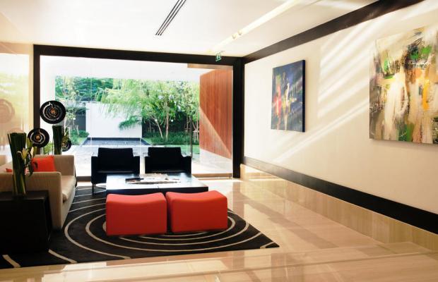 фотографии отеля Fraser Suites Sukhumvit изображение №11