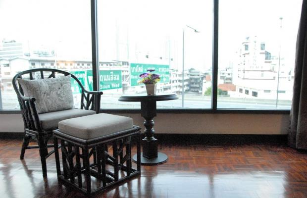 фото Ma Hotel Bangkok (ех. Manohra) изображение №18