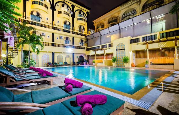 фото Zing Resort & Spa (ex. Ganymede Resort & Spa) изображение №38