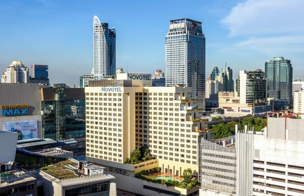 фото отеля Novotel Bangkok On Siam Square изображение №1
