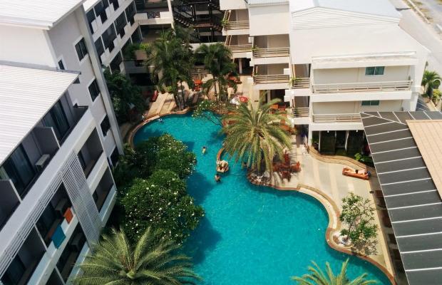 фотографии отеля Sea Breeze Jomtien Resort изображение №11