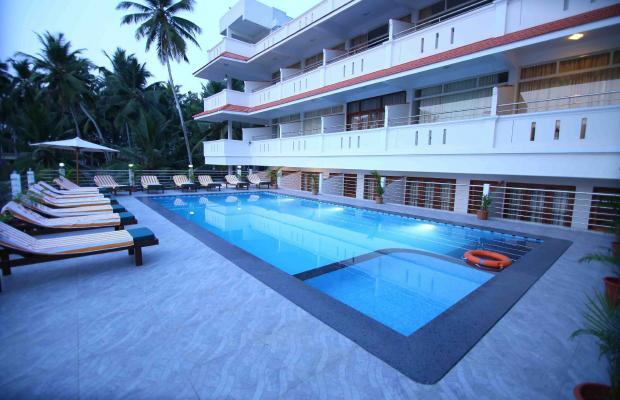 фотографии отеля Samudra Theeram Beach Resort изображение №51